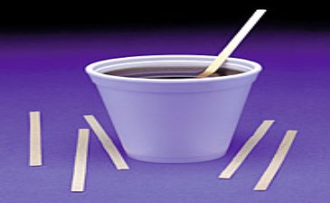 Coffee-stirrer