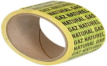 "572-05 PVC Printed ""Natural Gas"""